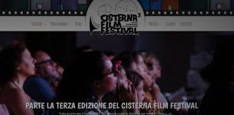 Sito web Cisterna film festival
