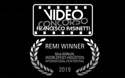 """""""Lentamente"""" al Videoconcorso Pasinetti e al WorldFest Houston"""