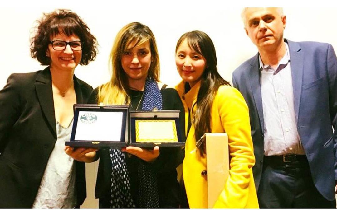 """""""Come la prima volta"""" miglior corto e premio del pubblico a Castel Bolognese"""
