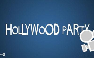 "Esen Studios ed Emanuela Mascherini ad ""Hollywood Party"""
