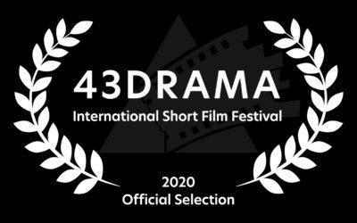 """""""Il confine è un bosco"""" al Drama International Short Film Festival"""