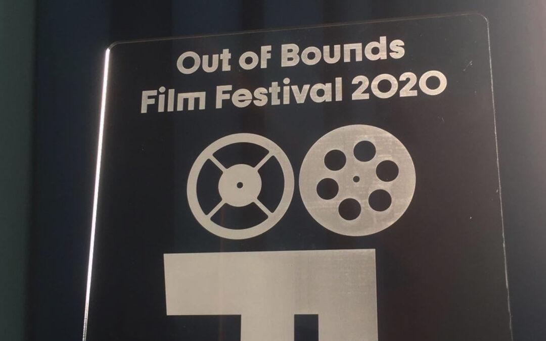 """Menzione Speciale per """"La perdita"""" all'Out of Bounds Film Festival"""