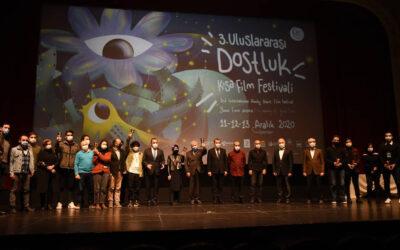 """""""La perdita"""" vince il 3° premio all'International Amity Short Film Festival"""